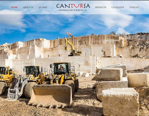 cantursa-web-site